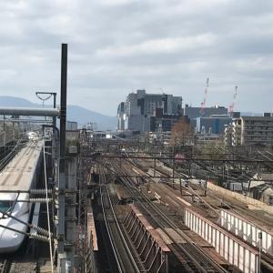 足許の京都⑯ 京都タワー