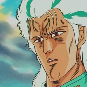【北斗の拳】いまさらだが,南斗水鳥拳のレイが好きだ。塩沢兼人さん万歳!