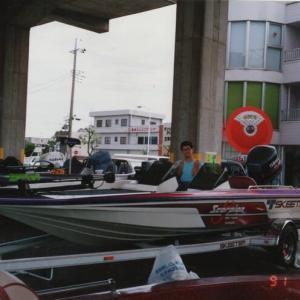 【釣り業界のレジェンド共演】村田さんトーク炸裂だけど,協力は重要ですね。