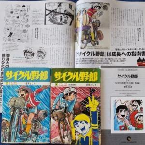【昭和40年男・サイクル野郎】全巻揃えるのに25年。描写に浸った日本一周。