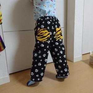 パパのハンクラグッズ★オリジナル子供ズボンを制作してみた