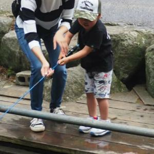 年中さんの我が子が海釣りデビュー間近?!揃えた釣り用具はこれ!