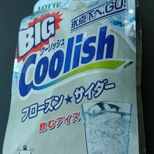 コンビニ限定だった『Coolishフローズン★サイダー』がスーパーでも買えるようになったよ