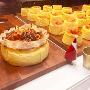 おすすめ白金チーズケーキ:「GAZTA(ガスタ)」チーズ好きにはたまらない!超濃厚でクリーミー☆とろーりとろける魅惑のチーズケーキ♪