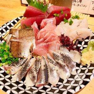 おすすめ新橋居酒屋:「雑魚(PUBLIC BAR ZAKO)」創作料理やお刺身が美味しい!名物のうにクレソンは必食☆気の置けない相手と♪