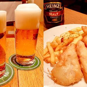 新橋おすすめビアバー:「ブラッセリー・ビアブルヴァード」最高に美味しいビール!注ぎ方で変わる味わいを楽しもう♪