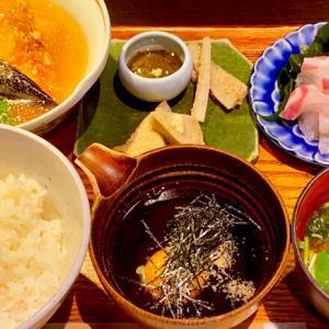 おすすめ浜松町 和食:「鯛樹(たいき)」大人気の平日ランチ!宇和島鯛飯定食で幸せ気分♪