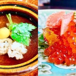 おすすめ新橋・汐留和食 :「花山椒(はなさんしょう)」季節を感じる美味しい料理☆落ち着いた雰囲気で女子会やデートに♪