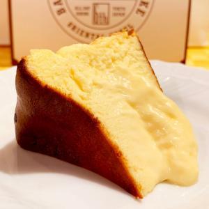 【有楽町テイクアウト・お取り寄せ】スイーツ:「6th by ORIENTAL HOTEL(シクスバイオリエンタルホテル)」絶品バスクチーズケーキ!人気の味をお家でも☆