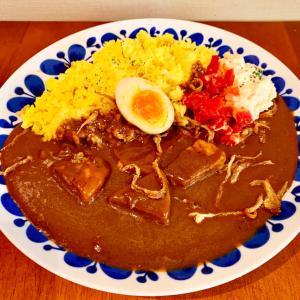 【新橋テイクアウト・デリバリー】カレー:「カレーは飲み物。」誰もが好きな美味しさの本格欧風カレー!