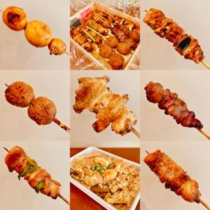 【銀座テイクアウト・デリバリー】焼鳥・釜めし:「ニュー鳥ぎん」美味しい焼き鳥と釜めしで最高のおうちごはん♪