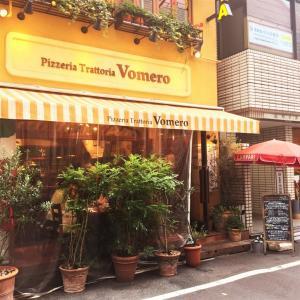 おすすめ銀座イタリアン:「ヴォメロ」コスパ抜群!薪窯ナポリピッツァが大人気!前菜・パスタ・リゾット・メイン・デザートまで全部美味しい♪