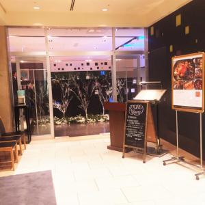 食べてみたレビュー:コートヤード・マリオット銀座東武ホテル「フィオーレ」のNYグリル&ブッフェ!ディナービュッフェに行った感想☆