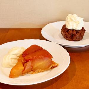 【日比谷テイクアウト・デリバリー】スイーツ:「Buvette(ブヴェット)」ジューシーなりんごを味わうタルトタタン♪