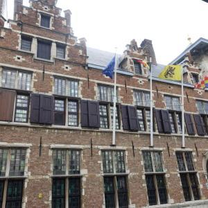 ベルギー アントワープでルーベンスの家を訪問☆素敵な邸宅の美術館