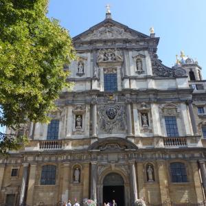 ルーベンスだらけのアントワープ☆美しい教会を2箇所見学