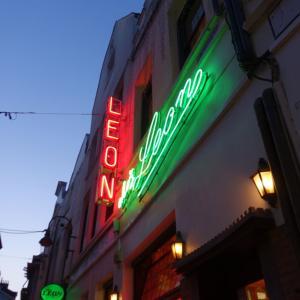 ベルギー名物ムール貝のワイン蒸し@Chez Leon & グランプラスのライトアップで1日の締めくくり♪