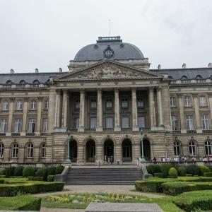 ブリュッセル王宮 夏の間だけの一般公開!無料なのに充実した展示の数々♪