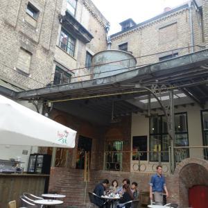 ブルージュ唯一のビール醸造所でランチ@De Halve Maan
