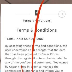オスカー様アプリの登録方法