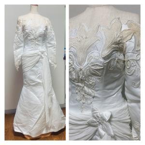 ウェディングドレスを衣装に!