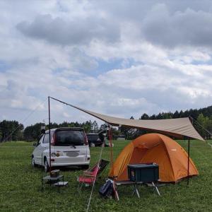 【ふもとっぱら】人生初のソロキャンプが寂しすぎた件