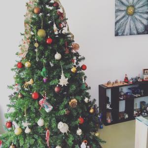 クリスマスのしたく