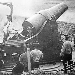 28サンチ榴弾砲 1