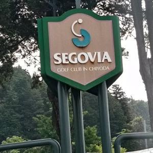2019年7月茨城に行ってみた! セゴビアゴルフクラブ前半