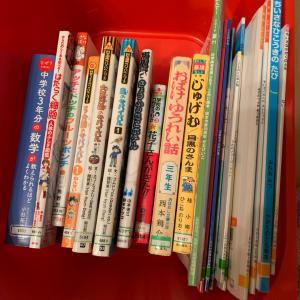 読書記録と学習ポスターの選び方などについて