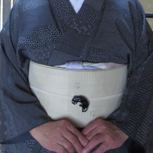 とっても気に入って誂えたのに、着ようと思ったら着れなかった江戸小紋の話