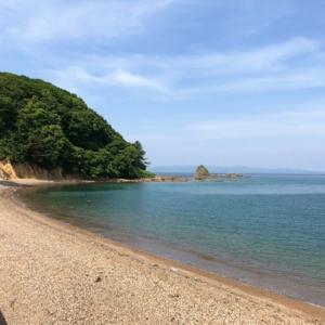 【青森の海】お弁当を持って平内・夏泊半島ドライブ♪