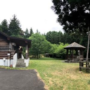 岩木山を望むキャンプ場・平川市の【自然の森】に行ってみたよ!