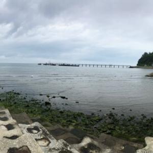 """青森の海""""バッコノ岬""""に行ってみた。"""