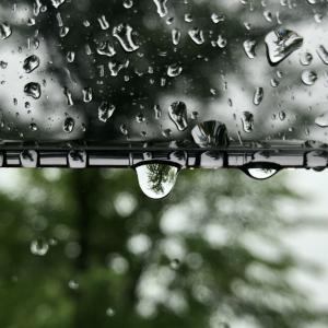 雨の日キャンプ♪