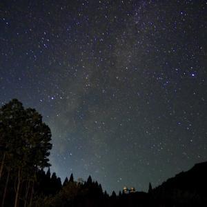 """初めて撮った""""天の川""""キャンプの夜を楽しもう!"""