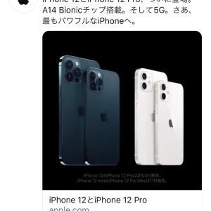 iPhone12デビューでも5G2機種目が狙い目かな