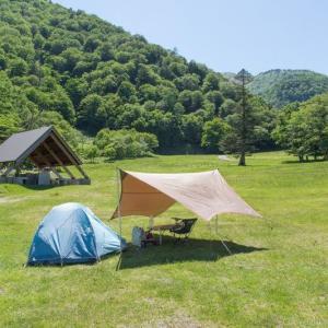 人気キャンプ場