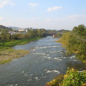 本日解禁!広瀬川の鮎釣り