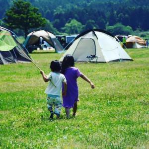 キャンプで子供を安全に遊ばせる為に必要なこととは?