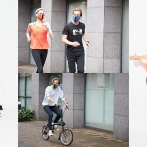 アクティビティを快適にするマスク8月4日予約開始