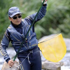 アユのトモ釣り名手小沢聡氏に学ぶ