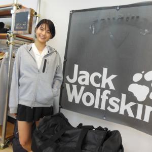 日本再上陸Jack Wolfskin(ジャック・ウルフスキン)