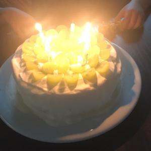 息子、5歳のお誕生日おめでとう!