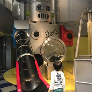 祝日*息子デー@こども宇宙科学館