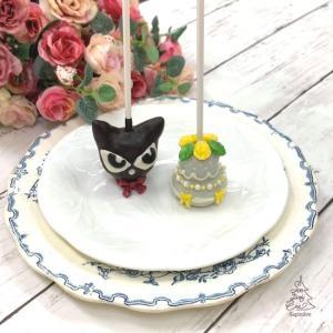 卒業製作は黒ネコ&バースデーケーキ