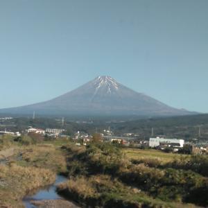東京と富士山とCHANEL