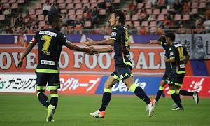 2019 J2 第31節 アルビレックス新潟 VS ジェフ千葉 試合レポート