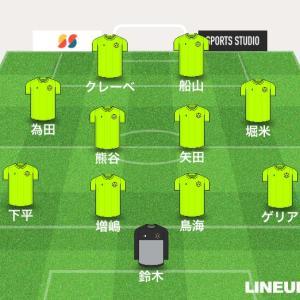 2019 J2 第23節 ジェフ千葉 VS アビスパ福岡 試合レポート