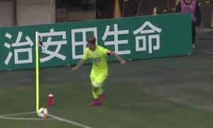 2019 J2 第24節 ジェフ千葉 VS 横浜FC 試合レポート